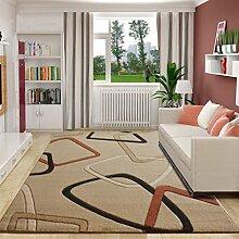 Wohnzimmer Teppich Moderne Einfach Zimmer Nacht Decke Tür dicke Decke Kann sein, um Umweltschutz Haut Washed - Freundlich Anti - Fouling Staub