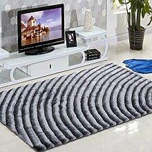 Wohnzimmer Teppich Nachtnacht Teppich Sofa Couchtisch Mat Einweg Teppich 120 × 170cm ( größe : 120×170cm )