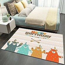 Wohnzimmer Teppich rutschfeste Schlafzimmer