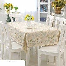 Wohnzimmer-tischdecke/tea tisch cloth restaurant-E 150x220cm(59x87inch)