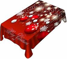 Wohnzimmer TischwäSche Weihnachtliche Gestreift