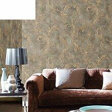 Wohnzimmer TV Wand Seide geprägte Hintergrundbild