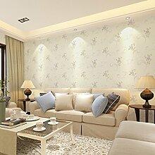 Wohnzimmer - Wand, 3D - Vlies Stoffe, Tapeten,