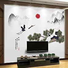 Wohnzimmer Wanddekoration Malerei chinesischen