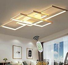 Wohnzimmerlampe LED Deckenleuchte Dimmbar