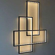 Wohnzimmerlampe LED Wandleuchte Modern Dimmbar