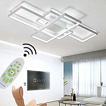 Wohnzimmerlampe Modern LED Decke Dimmbar
