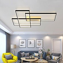 Wohnzimmerlampe Modern LED Deckenleuchte Dimmbar