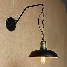 Wohnzimmerschlafzimmerketten-Wandlampe der