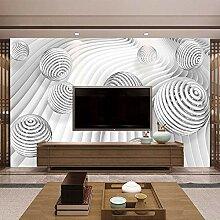 Wohnzimmerwandbild neue stereoskopische Tapete 5d