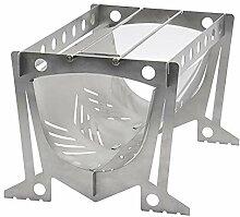WOkismx Super Light Titanium Holzofen Lagerfeuer