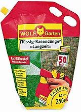 Wolf LL 250 R FLÜSSIG-LANGZEIT Rasendünger