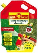 WOLF LL 250 R Flüssig-Rasendünger - Langzeit - |