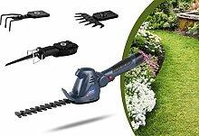 WOLFGANG 4 in 1 Multifunktionales Gartengerät,