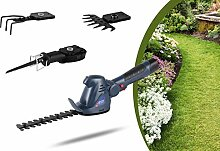 WOLFGANG 4 in 1 Multifunktions - Gartengerät,