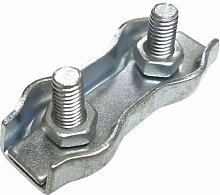 Wolfpack 1022265–Kabelverschraubung, flach 5mm doppelseitig (Schüssel. 50)