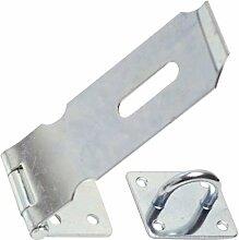 Wolfpack 3102505–Tür-Vorhängeschloss, Medium