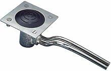 Wolfpack 4040561–Push Button Timer auf Fuß Waschbecken/Dusche