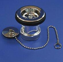 Wolfpack 4110800Sicherheitsventil Waschbecken/metallisierte Bide t-61me 11/4