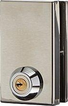 Wolfpack cbm 2002-Schloss für Tür aus Glas,
