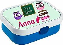 wolga-kreativ Brotdose Lunchbox Bento Box Kinder