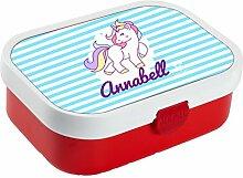 wolga-kreativ Brotdose Lunchbox Kinder freches