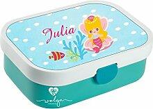 wolga-kreativ Brotdose Lunchbox Kinder
