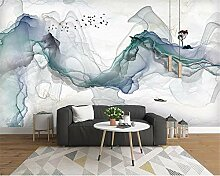 Wolipos 3D Tapete Wandbild Seidentuchkunst