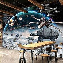 Wolipos 3D Tapete Wandbild Star Wars Große