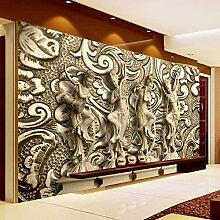 Wolipos 3D Tapete Wandbild Stereoskopische