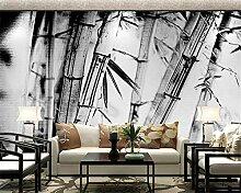 Wolipos 3D Tapete Wandbild Tinte Bambus Dekorative