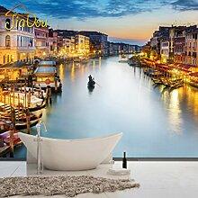 Wolipos 3D Tapete Wandbild Venedig Stadt