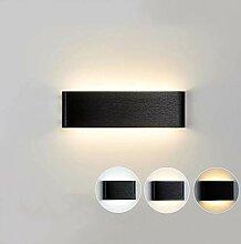 wolketon 14W LED Wandleuchte Modern Wandlampe