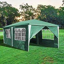 wolketon 3x6m Pavillon Wasserdicht Partyzelt