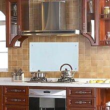 wolketon Küchenrückwand Spritzschutz Glas