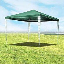 wolketon Pavillon 3 x 3 m Partyzelt für Garten