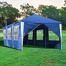 wolketon Pavillon 3x9m Wasserdicht Stabiles