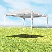 wolketon Pavillons 3 x 3 m Partyzelt für Garten
