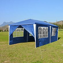 wolketon Pavillons 3x6 m Partyzelt Gartenpavillon
