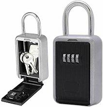 wolketon Schlüsseltresor, Schlüsselsafe mit