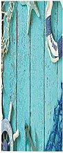 wollcan Türaufkleber Tapetenaufkleber entfernbare
