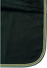 Wolldecke, grün 125cm