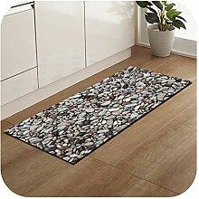 Wolldecke-Teppich | Kleine Steine Modernes