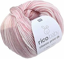 Wolle Rico Baby Classic Print DK, 50g, ca. 165m
