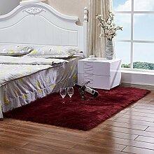 Wollteppichsofa Kissen Wohnzimmer Teppich Bucht