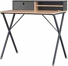 WOLTU Schreibtisch TS122hei Computertisch