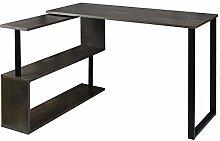 WOLTU® Schreibtisch TS65srs Eckschreibtisch