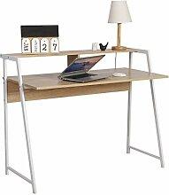 WOLTU® Schreibtisch TSG20hei Computertisch