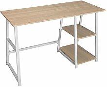 WOLTU® Schreibtisch TSG25hei Computertisch