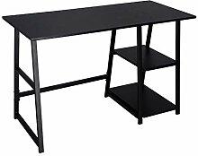 WOLTU® Schreibtisch TSG25sz Computertisch